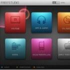 Converteer je mediabestanden met Free Studio