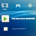 Audio en video streamen via de Sony PS3