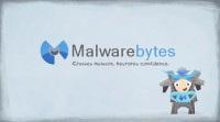 "Malwarebytes ""Crushes malware. Restores Confidence"""