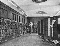 ENIAC 1946 US Defence / Bron: Onbekend / Wikimedia Commons