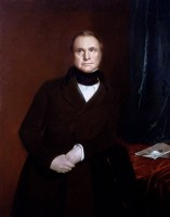 Charles Babbage (1791-1871) / Bron: Samuel Laurence, Wikimedia Commons (Publiek domein)