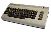 Commodore 64 / Bron: Bill Bertram, Wikimedia Commons (CC BY-SA-2.5)