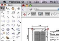 Vectorworks is het meest fijne computer tekenprogramma for 3d tekenprogramma